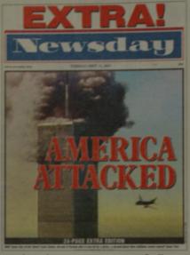america atacked